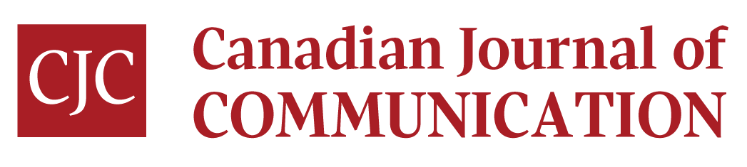 Canadian Journal of Communication